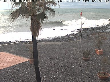 webcam Liguria